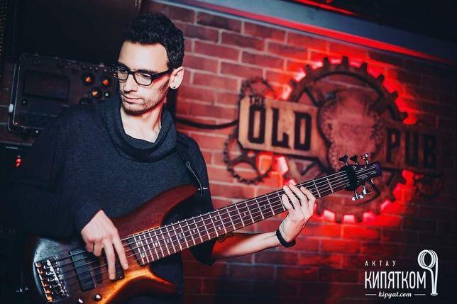 Профессиональный Бас гитарист / Басист