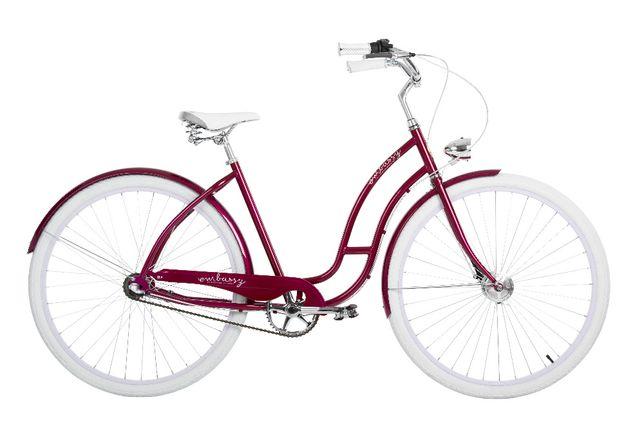 NOWY rower miejski/damski Embassy Lovely#1, 7 biegów PROMOCJA