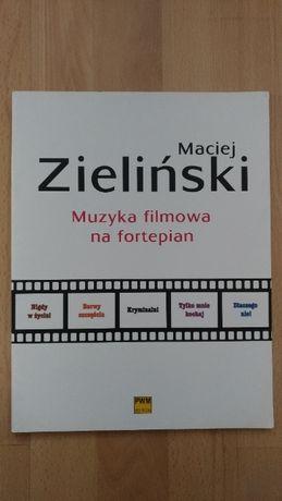 M. Zieliński, Muzyka filmowa na fortepian, nuty