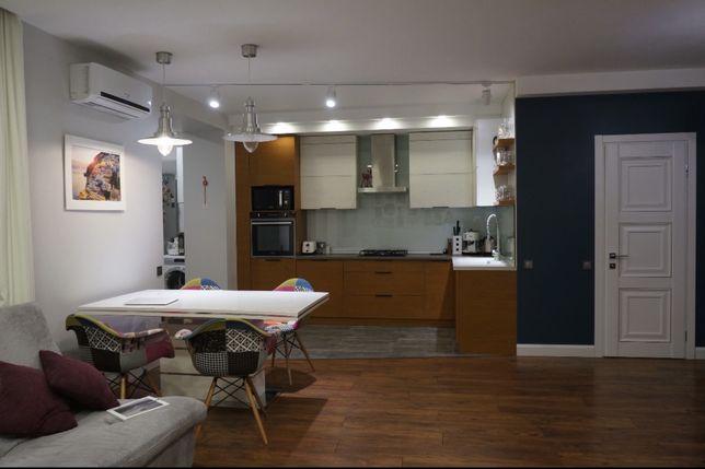 Набережный Квартал 1, 3-х комнатная квартира