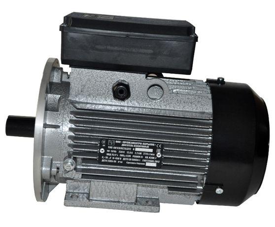 Электродвигатель однофазный 220В, от 0,25 до 4 кВт, мотор редуктор АИР