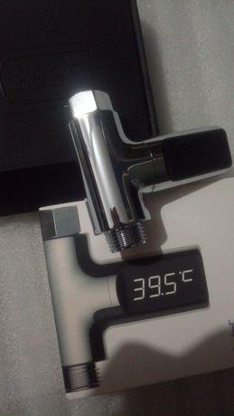 Torneira chuveiro com termometro
