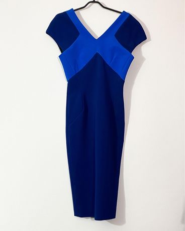 Утягивающее платье Victoria Beckham. Люкс бренд. Оригинал.