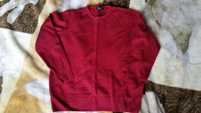 Zara Man sweter XL 100% wool
