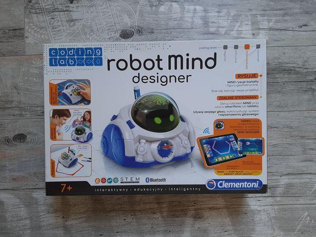 Interaktywny, edukacyjny robot Mind designer