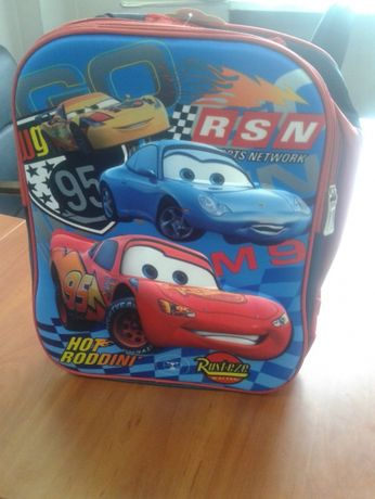 Рюкзак школьный с 3D изображением м\ф Тачки Yiguo