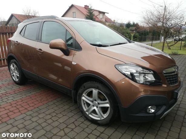 Opel Mokka Sprzedam Opel Mokka 1,4 turbo, 140 KM