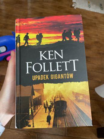Ken Follet Upadek gigantów nowa
