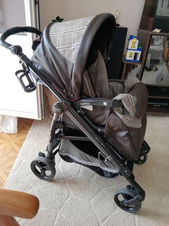 Прогулочная коляска Peg perego pliko switch easy drivе