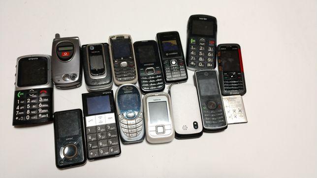 Ретро телефоны Siemens Nokia Motorola Sony Ericsson