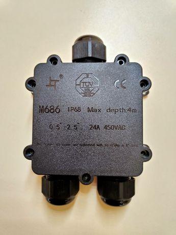 Коробка распределительная M 686 IP 68