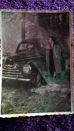 Opel kapitan kielce 1945