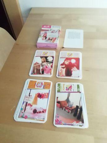 Jogo de cartas da Barbie
