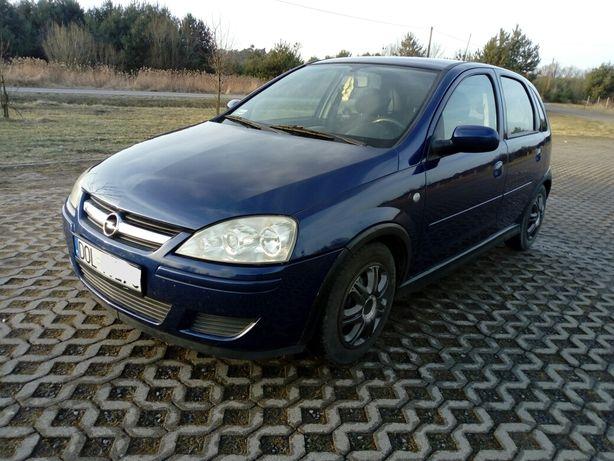 Opel corsa c 1,2 benzyna lift 5 drzwi