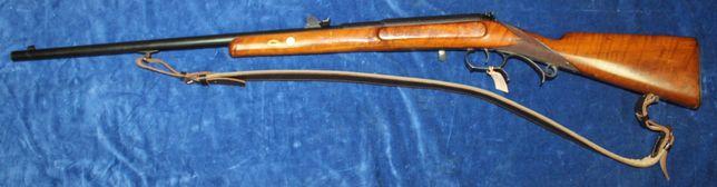 Strzelba Stutzer czarnoprochowa Mauser 1871 rok