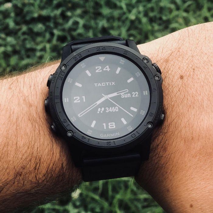 Часы спортивные Garmin Tactix Charlie Запорожье - изображение 1