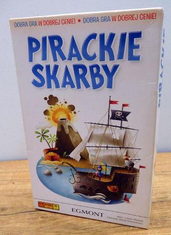Rodzinna gra planszowa Pirackie Skarby - EGMONT