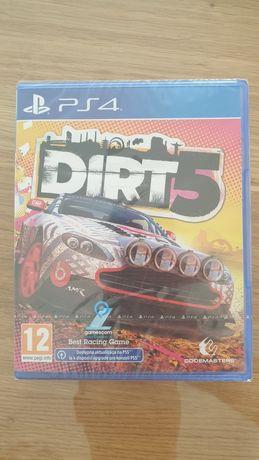 Nowa DIirt 5 na PS4 PS5 Playstation