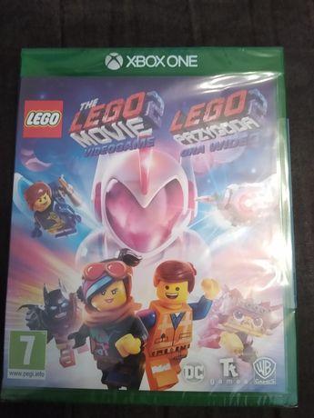 LEGO przygoda 2 Xbox one NOWA