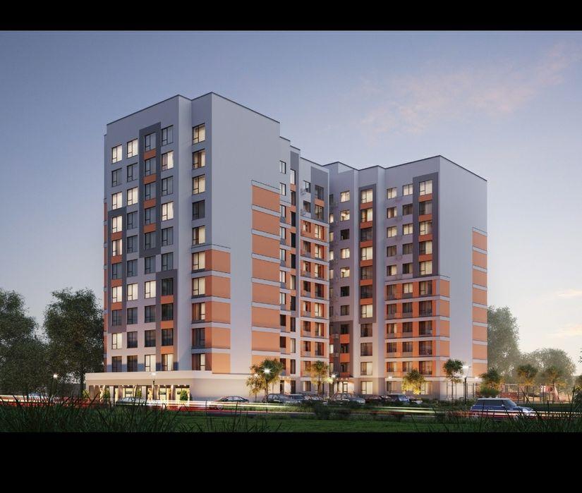 Останні квартири невеликої площі в новобудові ,район центру Ровно - изображение 1