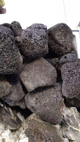 Lawa Wulkaniczna (czarna) 1kg
