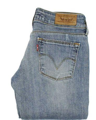 Jeansy Skinny Slim fit LEVI'S 571 rozm 30/32