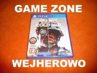 Call of Duty COLD WAR PS4 + Slim + Pro = PŁYTA PL Wejherowo