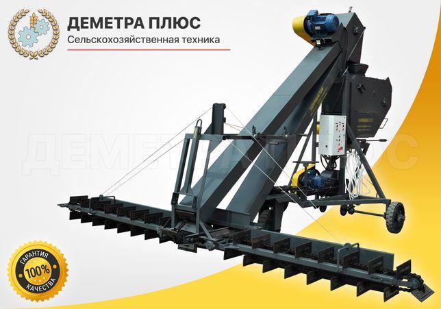 Зернометатель ЗМ-60/ЗМ-80 (зернопогрузчик, погрузчик зерна)