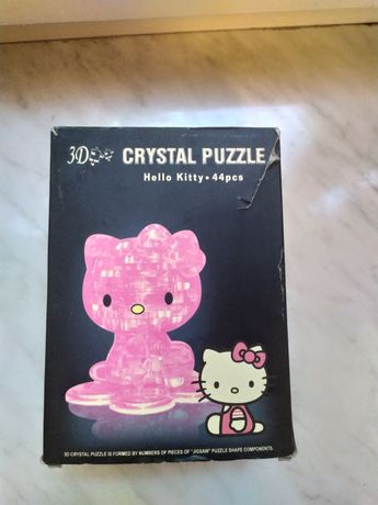 """3D Пазлы Hello Kitty """"Crystal Puzzle"""""""