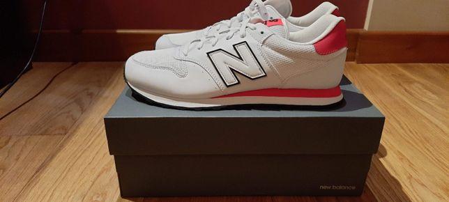 Nowe !! New Balance GM500 - Sneakersy niskie męskie - rozmiar 45