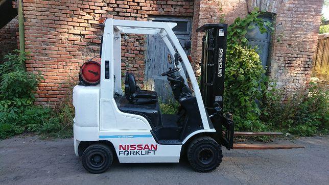 Газовий навантажувач Nissan,2.5т.,2014г.