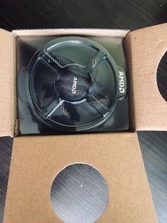 !! Chłodzenie AMD Box od Ryzen 6300X nufka nie śmigane !!