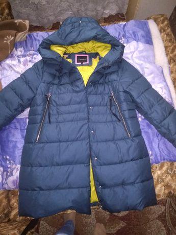 Куртка женская зимняя рр 58