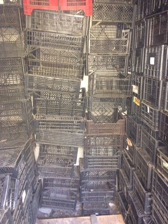 Ящики пластиковые от 30 шт и больше