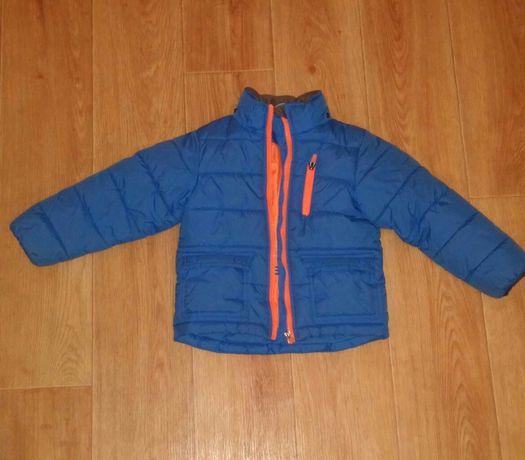 Продам детскую курточку деми h&m, до 116см