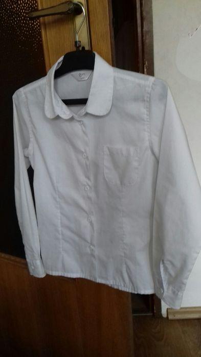 Bluzka biała 8-9 lat Racibórz - image 1