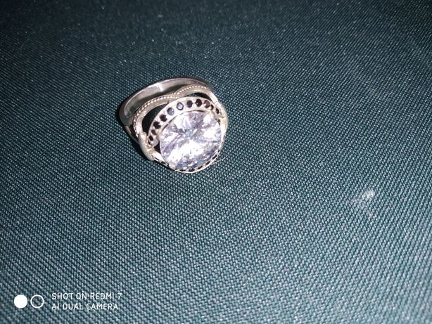 Перстень, кольцо, серебро