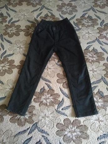 Теплі брюки (штани) на флісі зріст 116