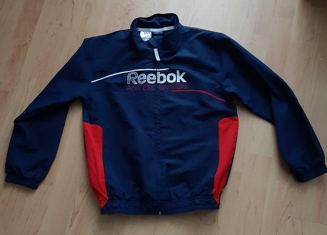 Bluza treningowa Reebok  140-146 pilka nozna