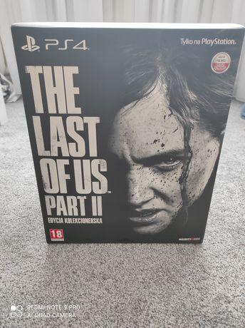 Edycja kolekcjonerska the last of US 2