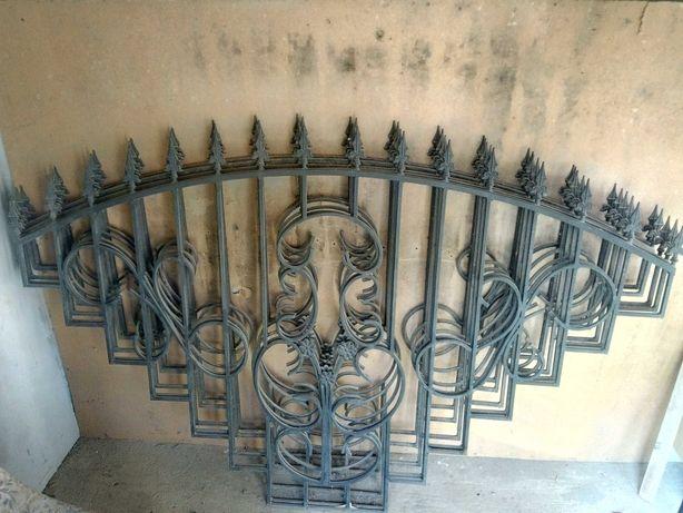 Кованный забор для дома!