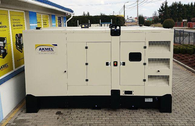 Agregat prądotwórczy DOOSAN Diesel 260 kW 400V