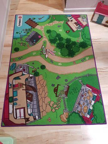Schleich dywanik chodnik dywan dla dziewczynki