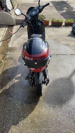 Vendo scooter eletrica negociavel