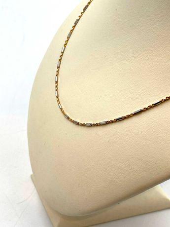 Nieużywany złoty łańcuszek Pr. 585 Waga: 5,67 G Plus Lombard