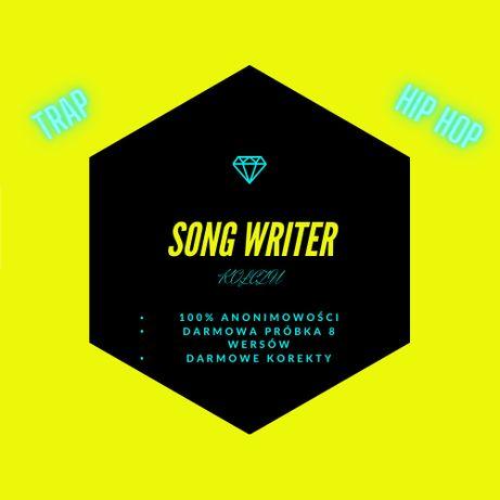 PROfesjonalne teksty Rap. inne tekściarz. teksty Piosenek Ghostwriter