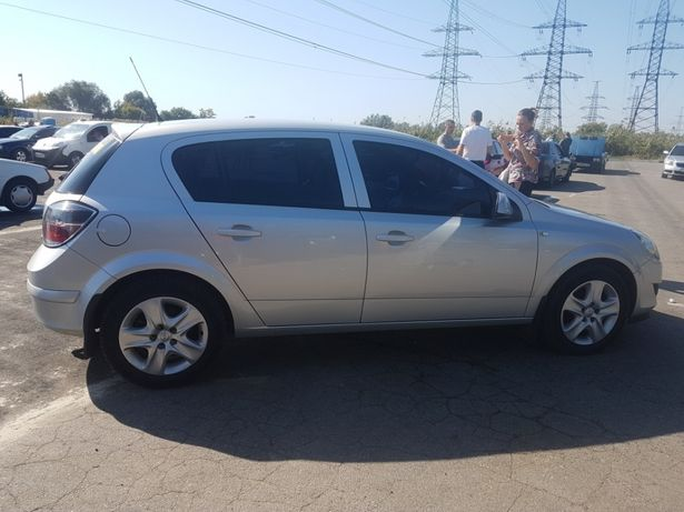 OPEL Astra H 1.7dtj