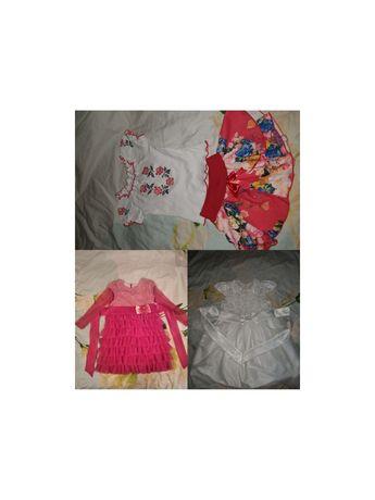 Вещи для девочки 3-5 лет