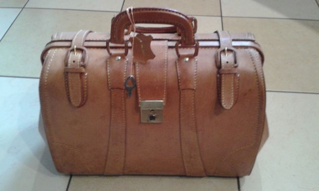 Torba /kufer Real Leather