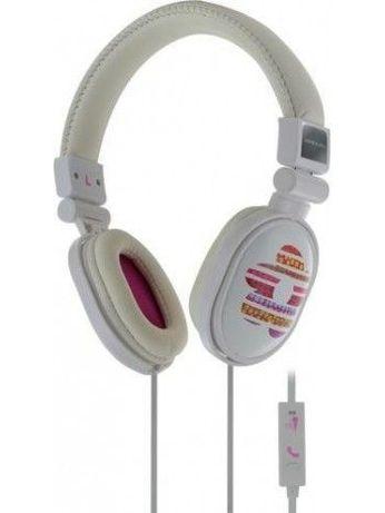 Headphones c/fio Agatha Ruiz De La Prada - NOVO